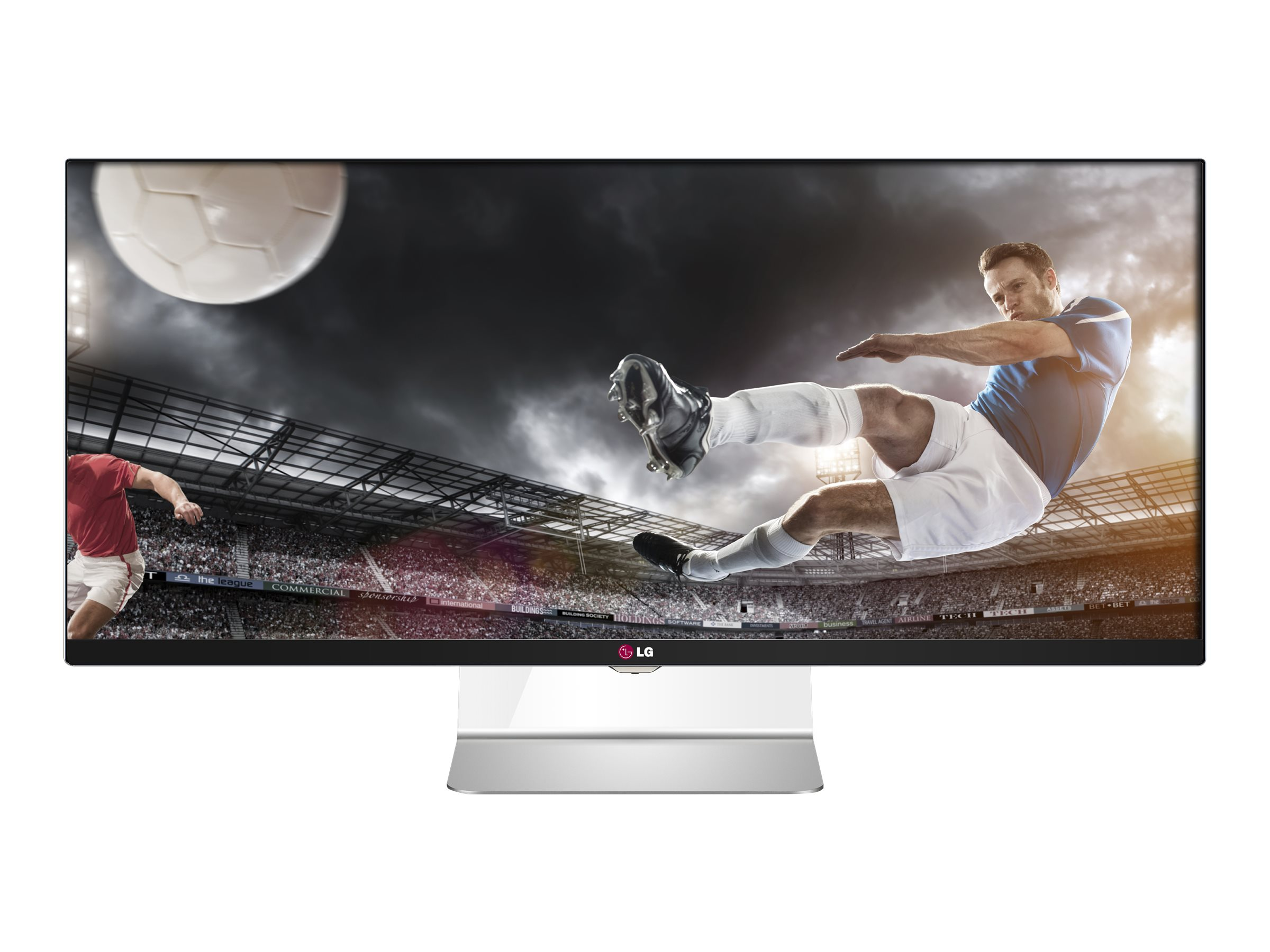 LG 34 UM94-P QHD LED-LCD Ultrawide Monitor, Black, 34UM94-P, 17546886, Monitors - Large-Format LED-LCD