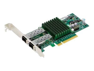 Scratch & Dent Supermicro AOC-STGN-I2S 10GBE PCIe 2-port NIC w  SFP+ Controller, AOC-STGN-I2S, 30911251, Network Adapters & NICs