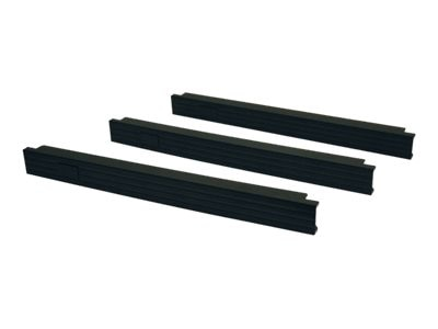 Tripp Lite SmartRack 1U Blanking Panel, 10-pack, SR1UPANEL10, 8880268, Rack Mount Accessories