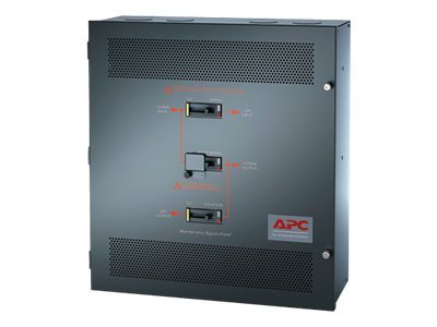 APC Maintenance Bypass Panel 20-30kVA 208V Wallmounted, SBPSU20K30F-WP, 10709013, Battery Backup Accessories