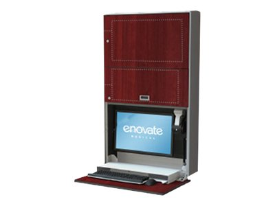 Enovate e850 with eSensor, Port Maple, E850SC-E-000-PM-0, 15732132, Computer Carts - Medical