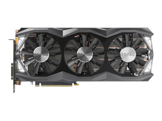 Zotac GeForce GTX 980 Ti AMP! Extreme PCIe 3.0 Graphics Card, 6GB GDDR5, ZT-90505-10P, 24746413, Graphics/Video Accelerators