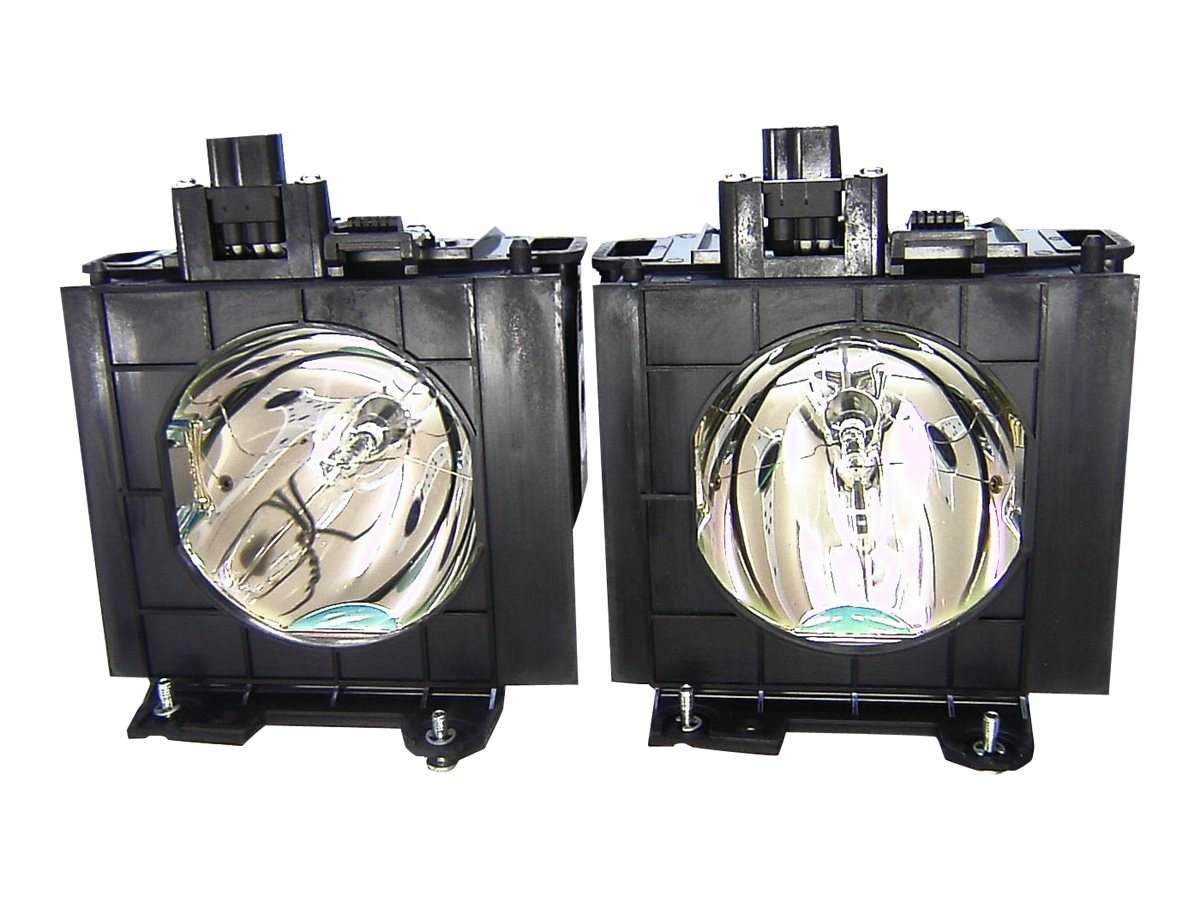 V7 Replacement Lamp for PT-D5100, PT-D5700, VPL1721-1N, 17259529, Projector Lamps