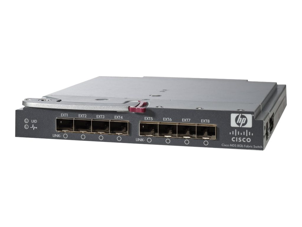 HPE MDS 8 24c Fabric Switch, AW564A, 12267407, Fibre Channel & SAN Switches