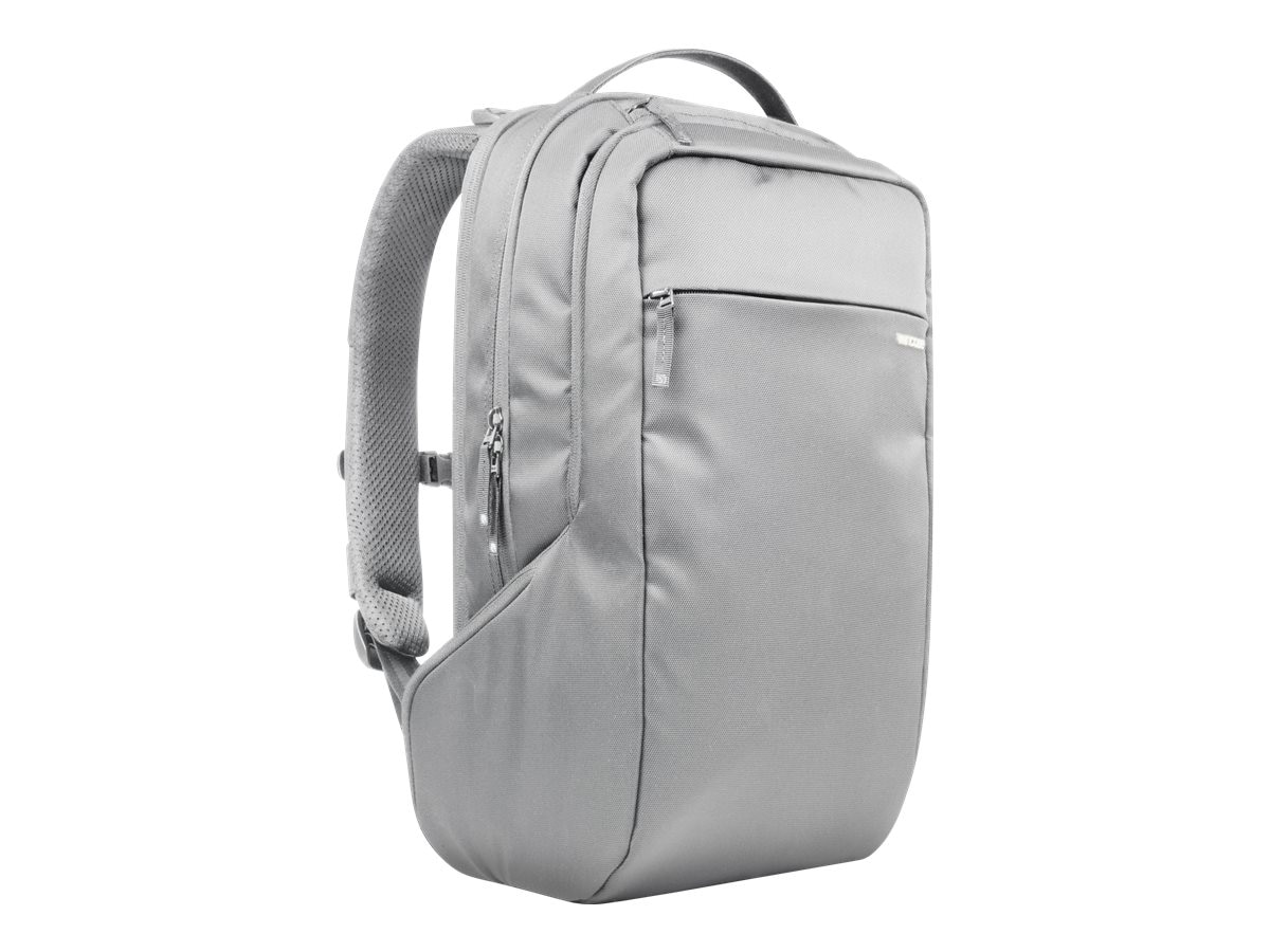 Incipio Incase Icon 15.6 Laptop Backpack, Gray