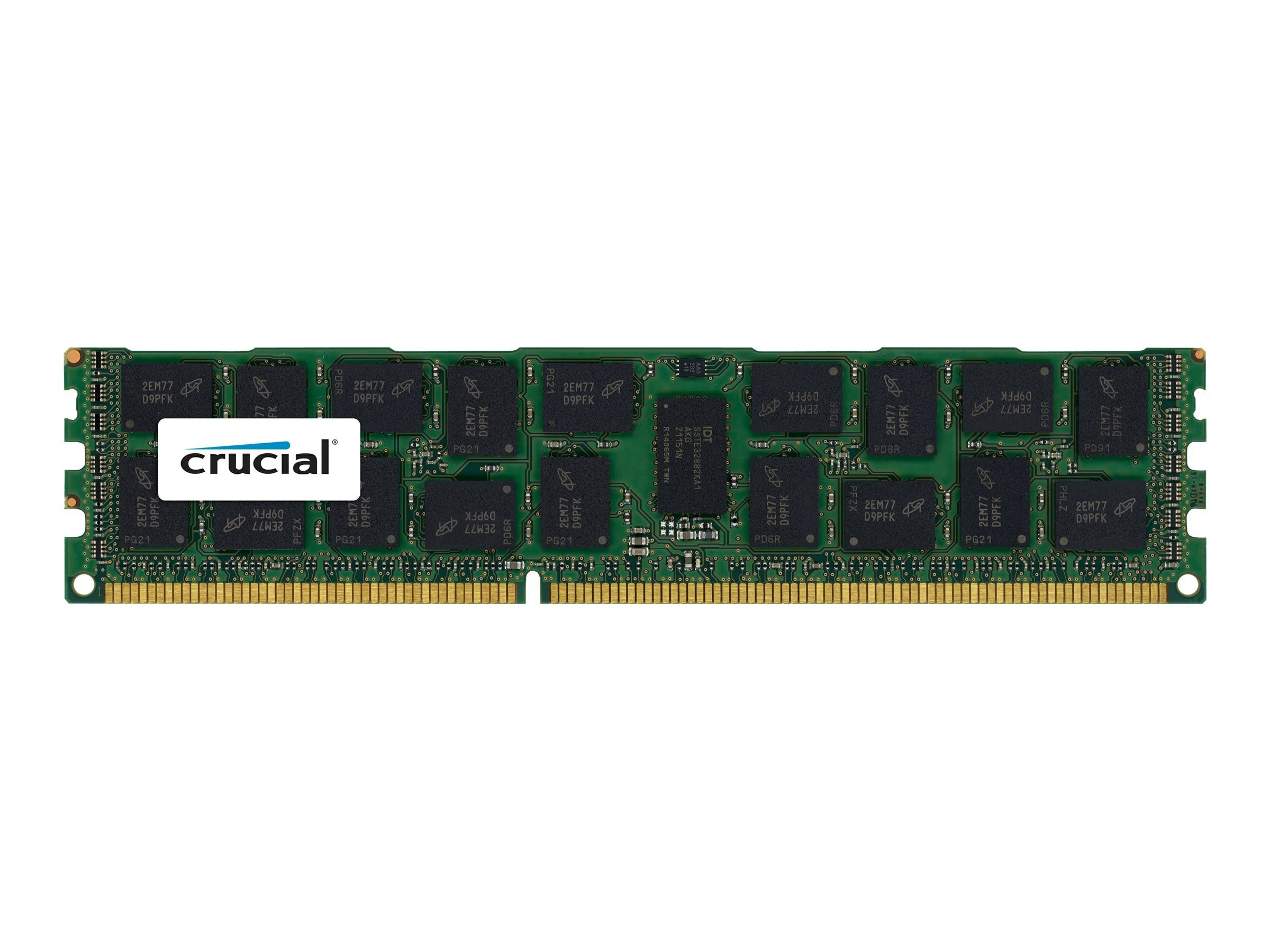 Crucial 32GB PC3-8500 240-pin DDR3 SDRAM DIMM