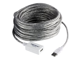 TRENDnet USB 2.0 Extension Cable, 12m, TU2-EX12, 12751362, Cables