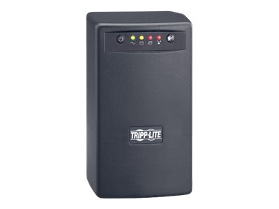 Tripp Lite 500VA UPS Omni Smart Tower Line-Interactive (6) Outlet, OMNISMART500, 174413, Battery Backup/UPS