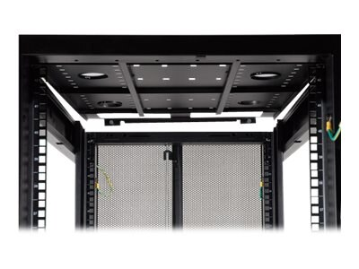 Tripp Lite 45U SmartRack 48 Deep 30 Wide Premium Enclosure, Sides and Doors, SR45UBDPWD