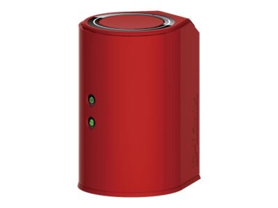 D-Link Wireless AC750 Dual Band Gigabit Cloud Router, Red, DIR-818LW/R, 17535722, Wireless Access Points & Bridges