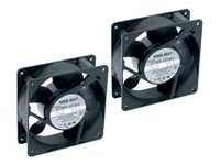 Middle Atlantic Rack Fan Kit, DWR-FK22, 9153880, Rack Cooling Systems