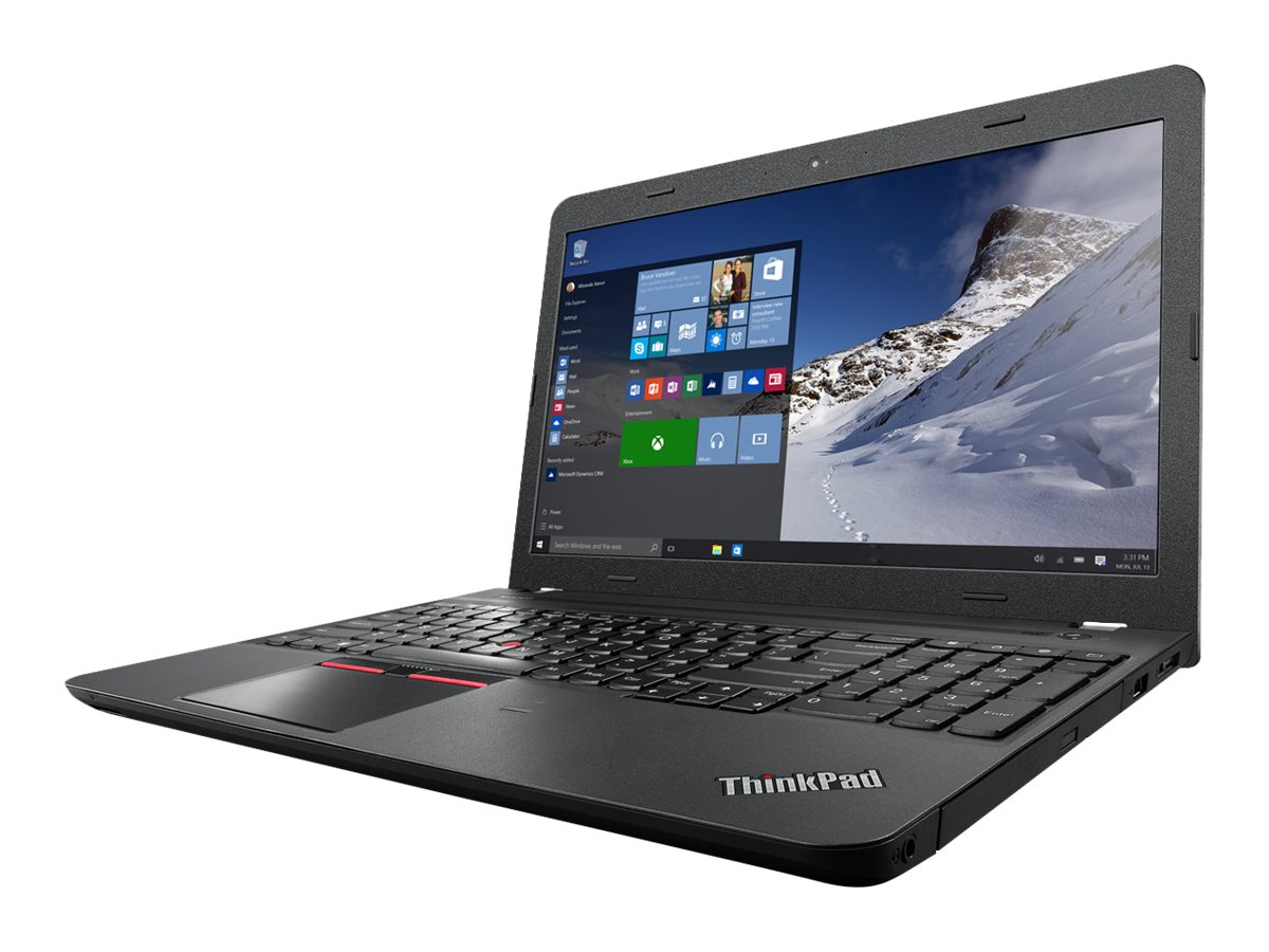 Lenovo TopSeller ThinkPad E560 2.5GHz Core i7 15.6in display, 20EV002JUS