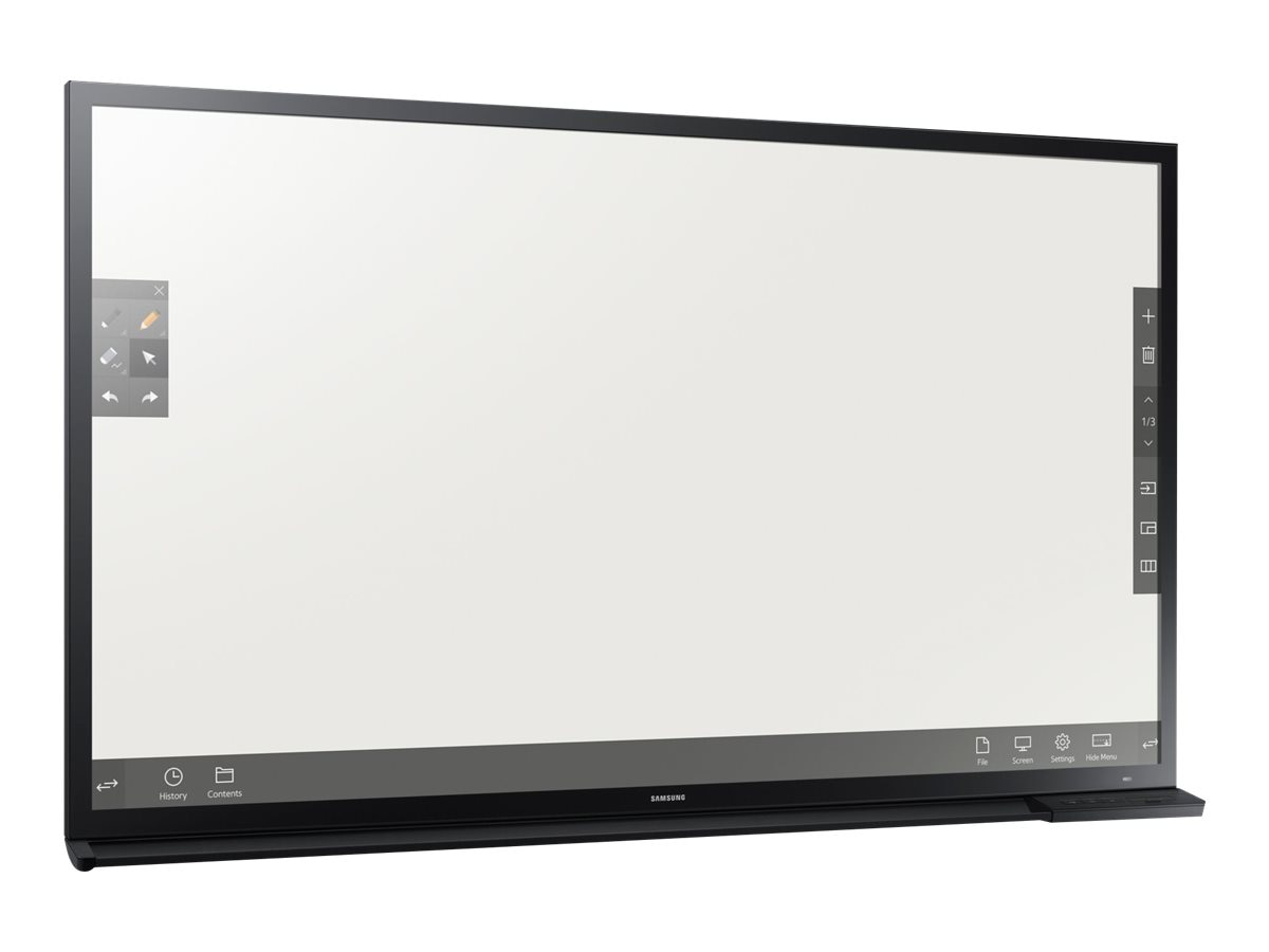 Samsung 65 DME-BC Full HD LED-LCD Touchscreen Whiteboard Display, Black, DM65E-BC