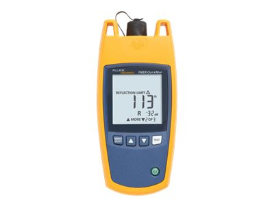 Fluke Fiber QuickMap Main MMF PERP Fault Finder