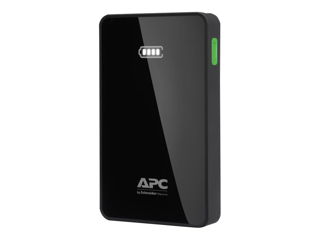APC Mobile Power Pack 5,000mAh, Black, M5BK, 17854096, Batteries - Other
