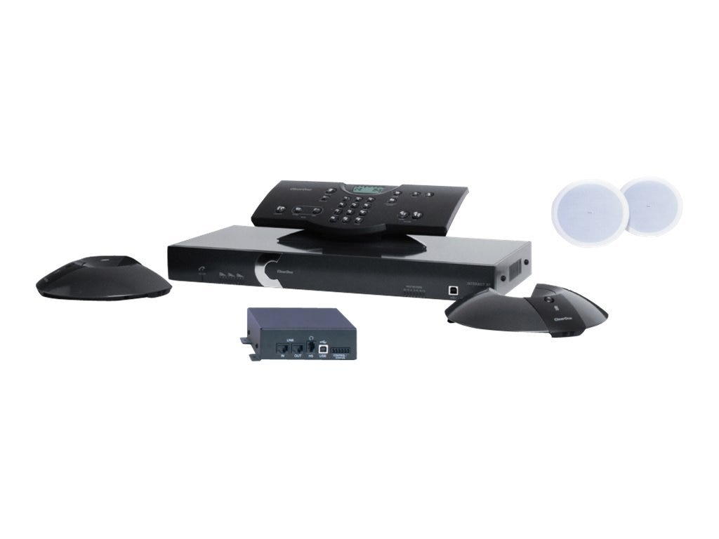 ClearOne Interact AT, Bundle G, 930-154-103, 13435871, Audio/Video Conference Hardware