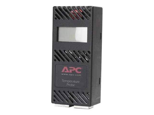 APC LCD Digital Temperature Sensor, AP9520T, 5182632, Environmental Monitoring - Indoor