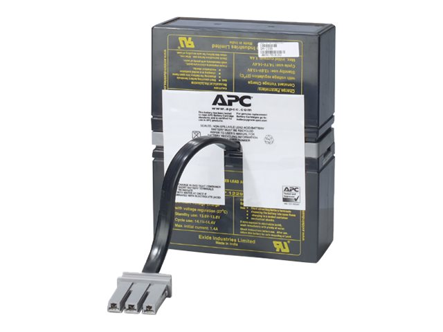APC Replacement Battery Cartridge #32 for BR800, BR900, BR1000, BR1200, BT1000 models, RBC32, 5769661, Batteries - Other