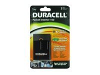 Xantrex 100W Pocket Inverter for Mobile Devices, Duracell, DRINVP100, 12530480, Power Converters