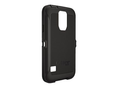 OtterBox Defender Series Slip Cover for Samsung Galaxy S5, Black, 78-42323, 18622511, Carrying Cases - Phones/PDAs