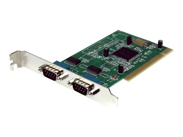 StarTech.com 2-port 16950 PCI Serial Card, PCI2S950