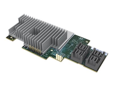 Intel 12GB S 16-Internal Port SAS SATA RAID Module, RMS3VC160