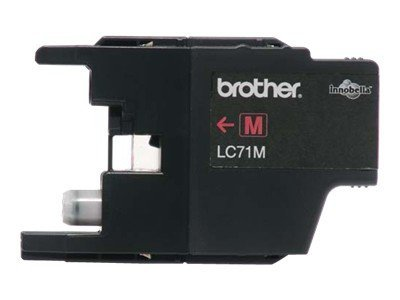 Brother Magenta Innobella Ink Cartridge for MFC-J280W, MFC-J425W, MFC-J430w, MFC-J435W, MFC-J625DW