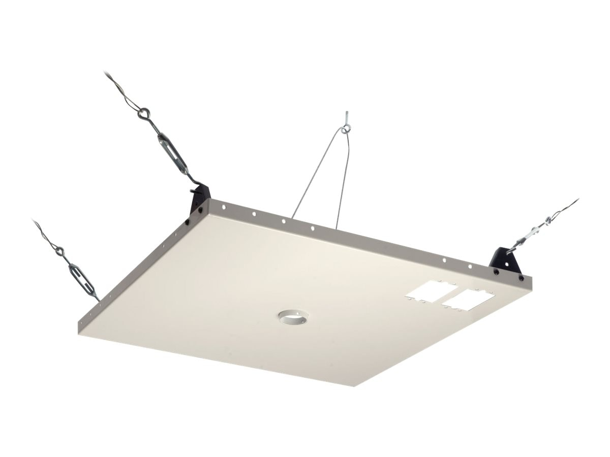 Open Box Peerless Suspended Ceiling Kit Jumbo Mount One Piece, CMJ450, 31486453, Stands & Mounts - AV