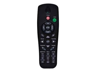 Optoma Remote Control w  Laser & Mouse Function