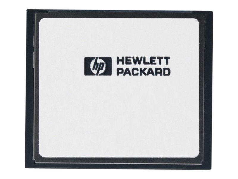 HP Scalable BarCode Font Set CompactFlash Card for HP LaserJet 2410, 2420, 2430, CP4005, 4250, 4345, HG282FT, 9638326, Printer Accessories