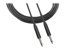 Audio-Technica 1 4 Instrument Cable, 20ft, ATR-INST20, 15306133, Cables