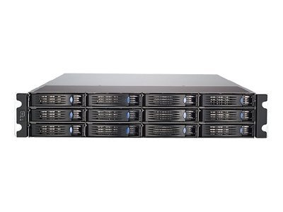Chenbro 2U Chassis, 24, 12xBays, RM23212M, 11726350, Cases - Systems/Servers
