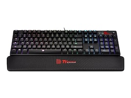 Thermaltake Battle Dragon Wrist Rest, EA-TTE-WRTBLK-03, 32486607, Ergonomic Products
