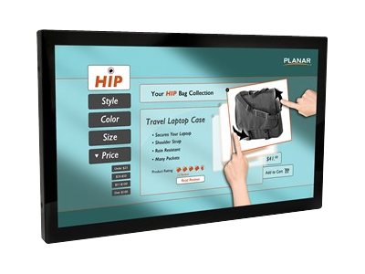 Planar 21.5 LA2250RTPW LED-LCD Touchscreen Monitor, Black, 997-7442-00, 16913699, Monitors - LED-LCD