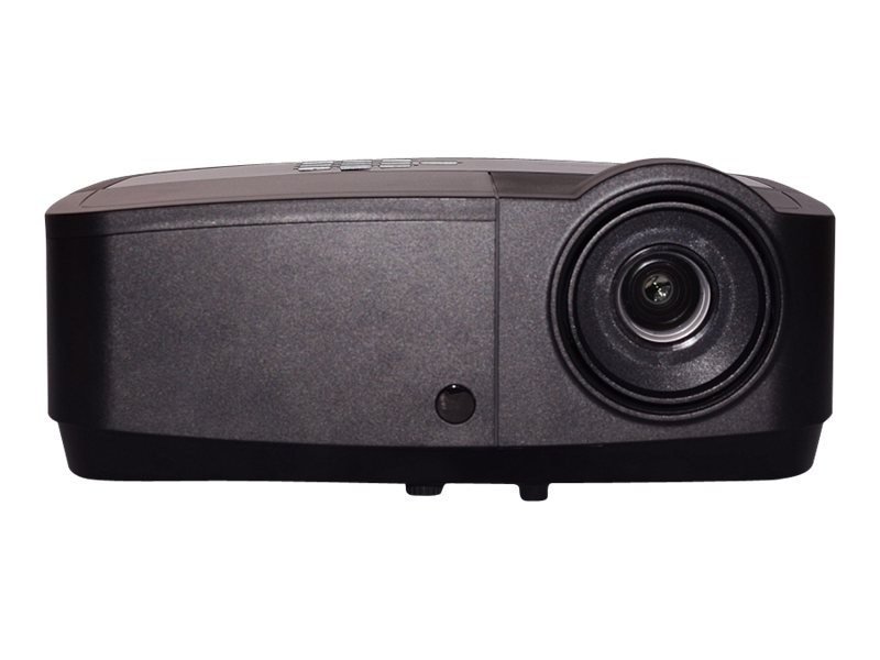 InFocus IN126A WXGA DLP Projector, 3500 Lumens, Black, IN126A