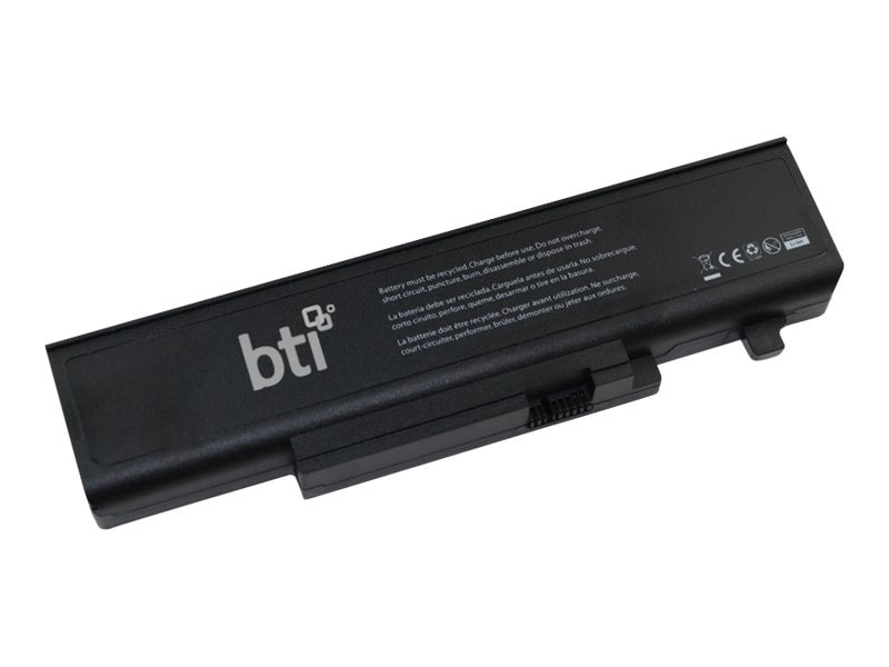 BTI Li-Ion Battery for Lenovo IBM IdeaPad Y450 Y550, LN-Y450, 15385951, Batteries - Other