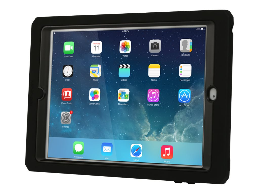 Max Cases Shield XtremeS for iPad mini 4, Black