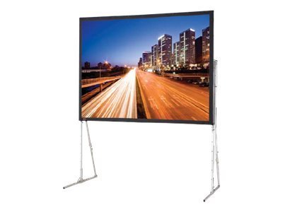 Draper Ultimate Folding Projection Screen, Flexible Matt White, 16:9, 220