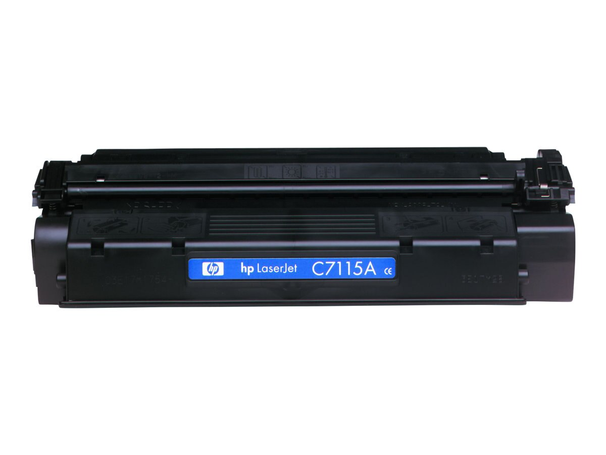 HP 15A (C7115A) Black Original LaserJet Toner Cartridge for HP LaserJet 1000, 1200, 1220, 3300 & 3380