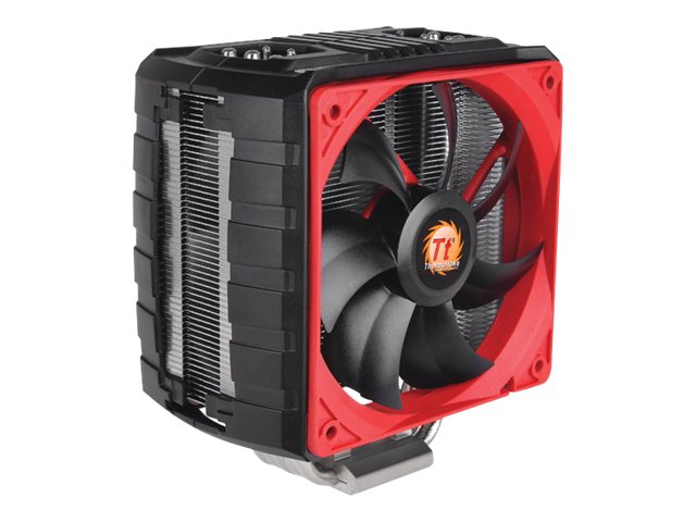 Thermaltake NiC C5 Untouchable CPU Cooler, Red, CLP0608, 16116518, Cooling Systems/Fans
