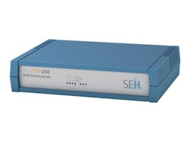 Seh myUTN-250 USB-to-Network Device Server, M05062, 17052940, Network Print Servers