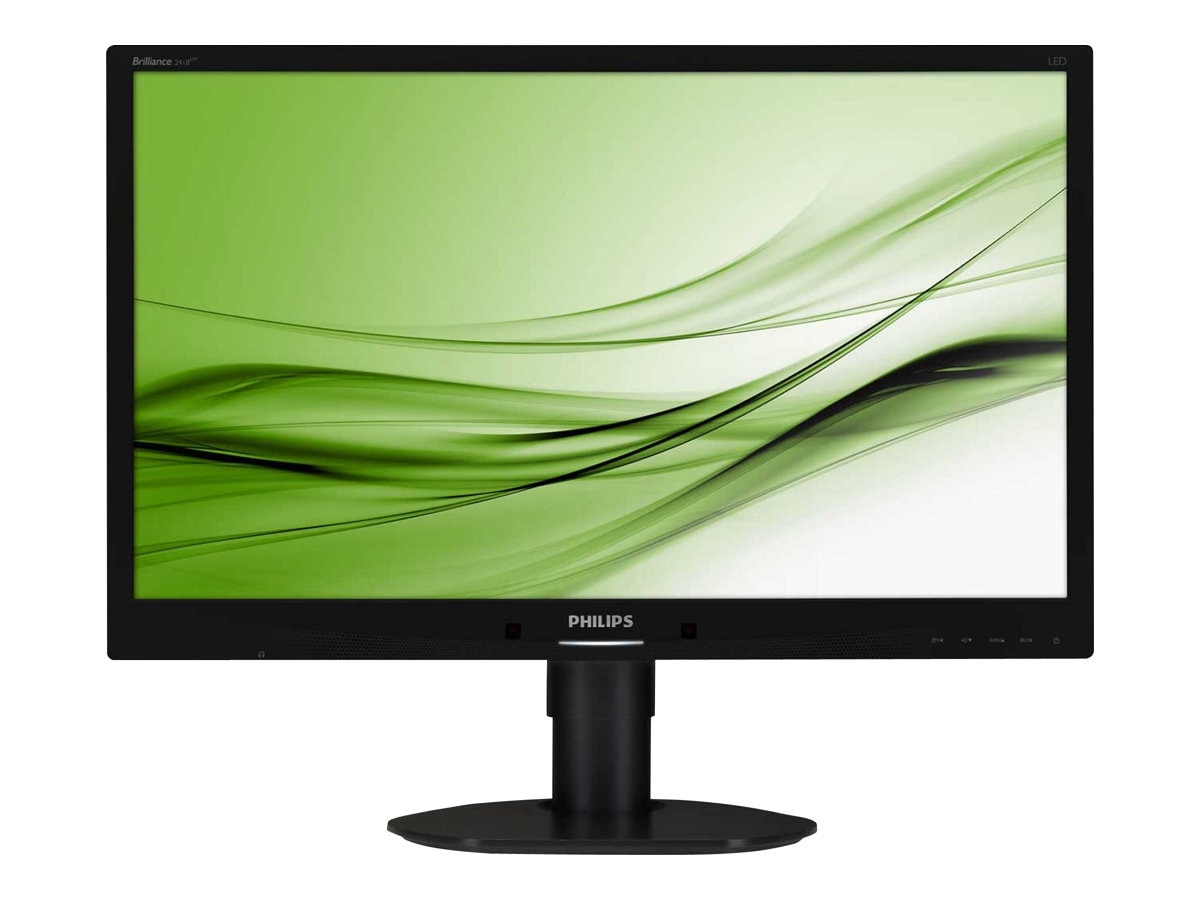 AOC 24 1B4LPYCB Full HD LED-LCD Monitor, Black, 241B4LPYCB, 17478078, Monitors - LED-LCD
