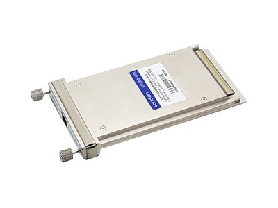 ACP-EP ADDON MSA Compatible 100GBASE-LR4 TAA Transceiver, CFP-100GB-LR4-AO, 31274590, Network Transceivers