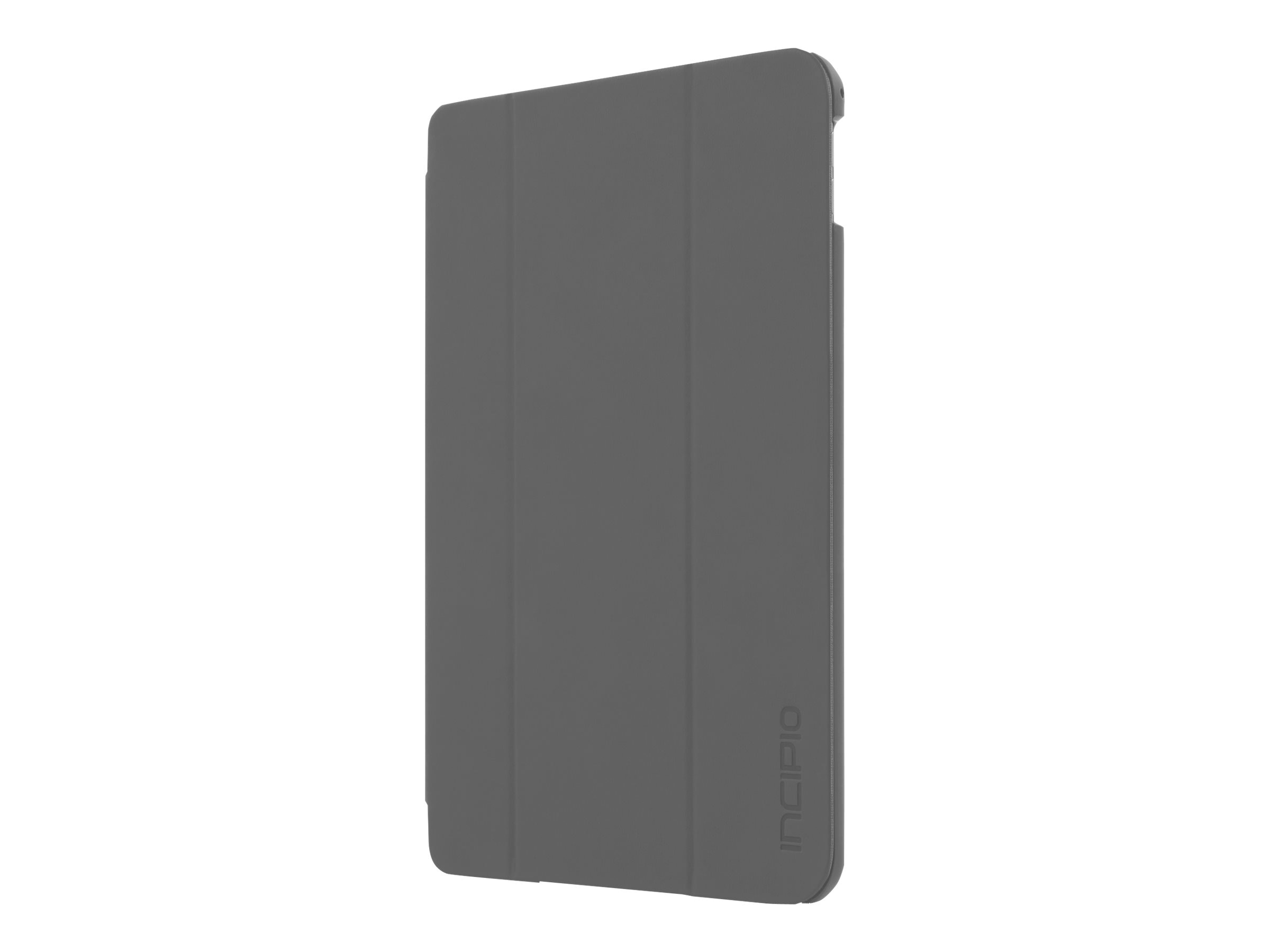 Incipio Tuxen Folio Case for iPad Air 2, Charcoal, IPD-355-CHL, 31216200, Carrying Cases - Tablets & eReaders