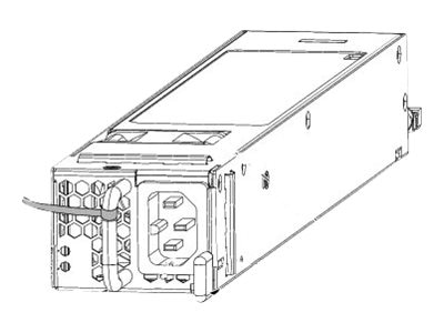 Cisco Catalyst 4500X 750W AC Front Cooling Power Supply