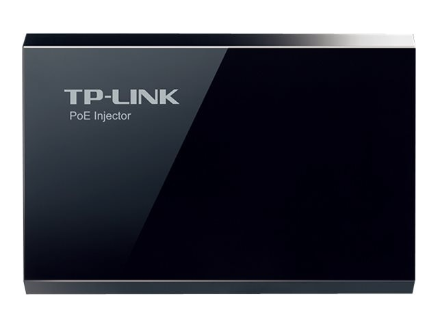 TP-LINK Gigabit PoE Injector Adapter, IEEE 802.3af compliant, Up to 100 meters (328 Feet), TL-POE150S