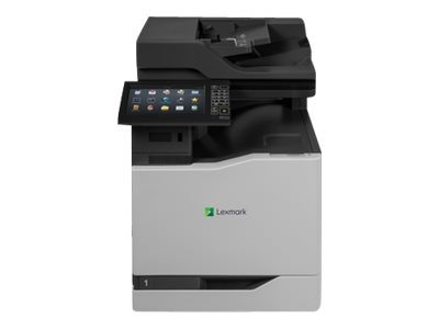 Lexmark CX825de Color Laser MFP w  CAC Enablement, 4-Year Onsite Repair & Air Force Code (TAA Compliant), 42KT078