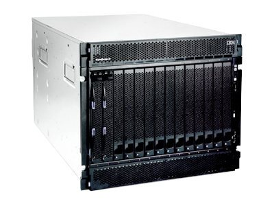 Lenovo BladeCenter Foundation for Cloud Chassis, DVD RW, 4x2980W PS, 885292U, 13115624, Servers - Blade