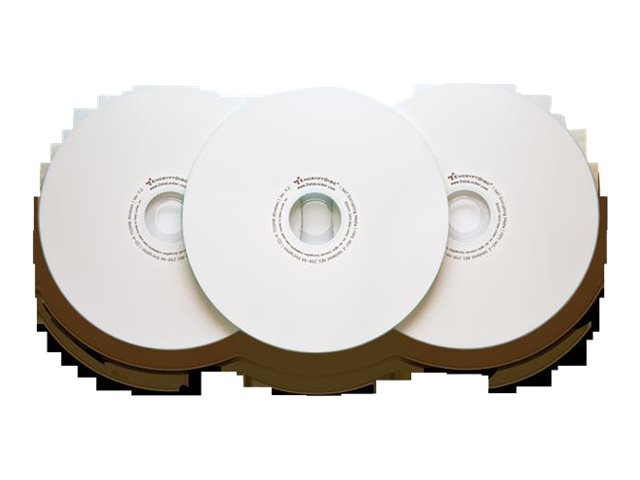 Datalocker 700MB Encrypted CDs (50-pack), DLCD50, 31175161, CD Media