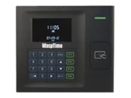 Wasp WaspTime RF200 RFID Time Clock, 633808551414, 16011986, Bar Coding Accessories